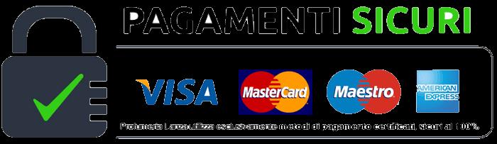Metodi di pagamento Sicurocialis.com