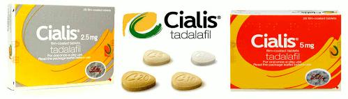 Qual è la differenza tra Cialis 5 mg e Cialis 2.5 mg?