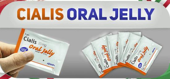 Dove comprare Cialis Jelly online in Italia sicuro?