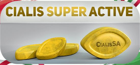 Dove comprare Cialis Super Active in Italia? [Sicurocialis.com]