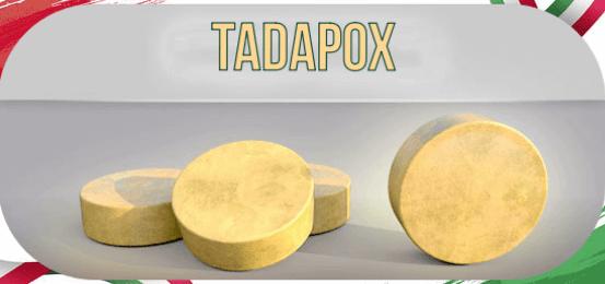 Dove comprare Tadapox online in italiana farmacia?
