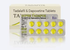 Tadapox in farmacia prezzo Italia